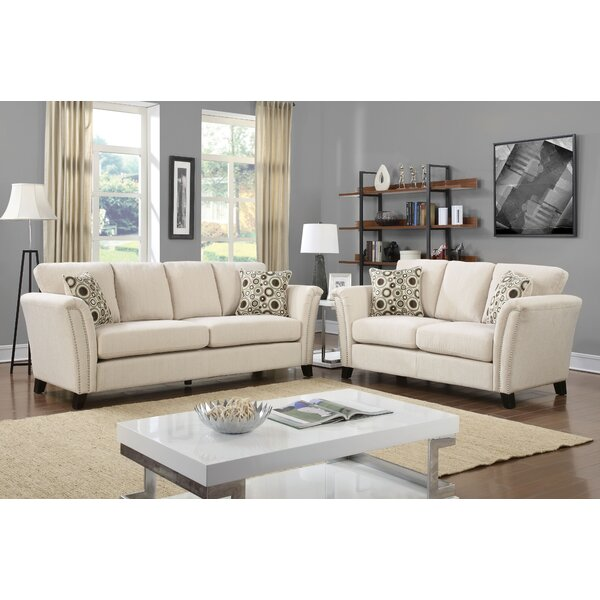 Alldredge Configurable Living Room Set by Alcott Hill