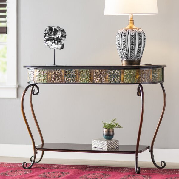 Javon Console Table by World Menagerie