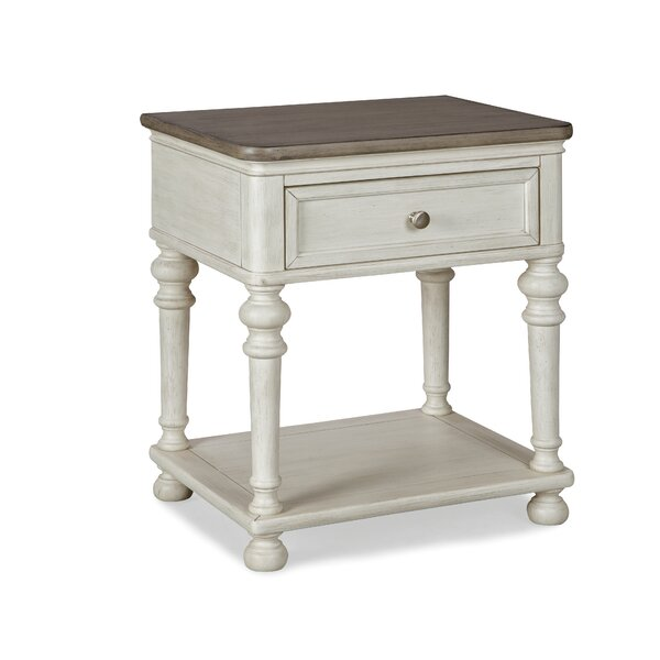 Sonoma 1 Drawer Nightstand by Panama Jack Home