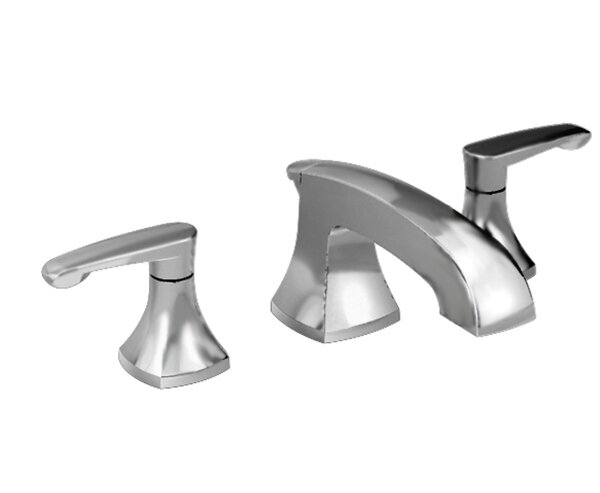 Copeland Widespread Bathroom Faucet with Drain Assembly by American Standard