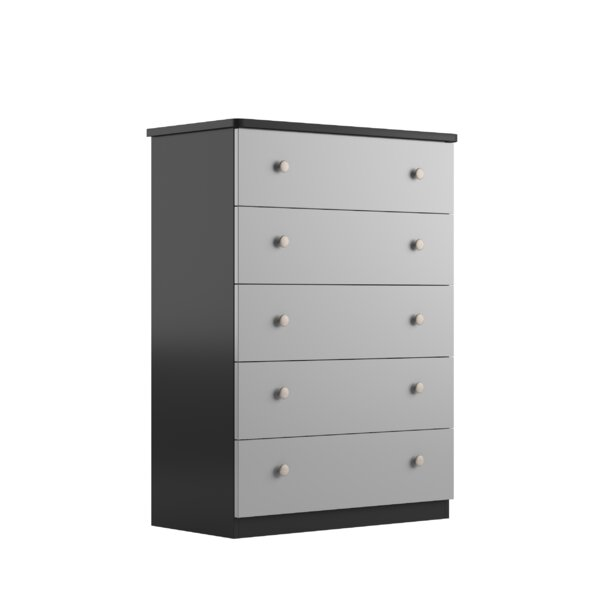 Rosehill 5 Drawer Chest by Red Barrel Studio