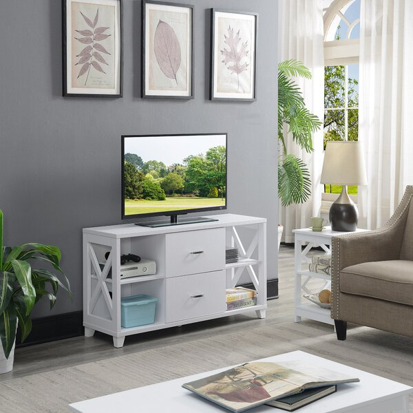 Carmet TV Stand For TVs Up To 50
