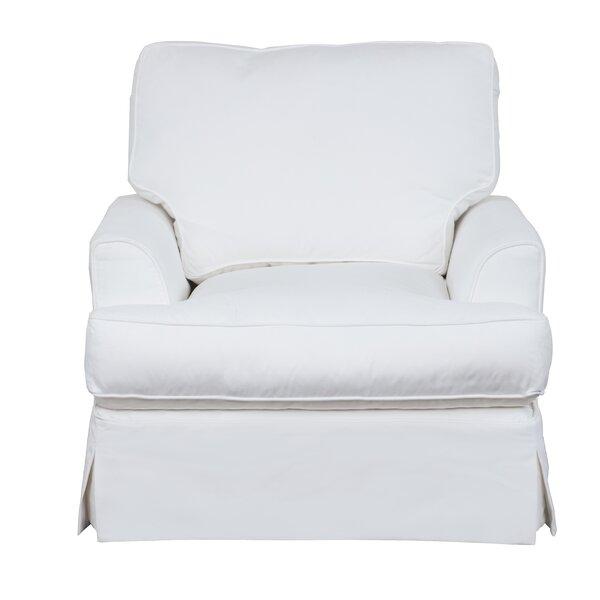 Elenora Slipcovered Armchair