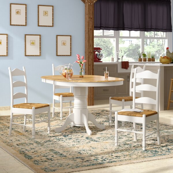Esperanza 5 Piece Dining Set by August Grove