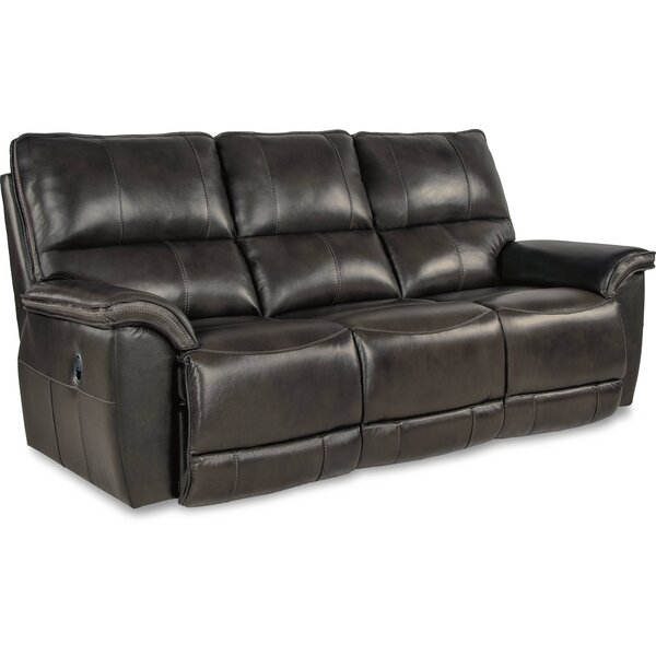 Low Priced Norris Full Reclining Sofa by La-Z-Boy by La-Z-Boy