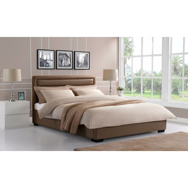 Katharine Upholstered Platform Bed by Latitude Run