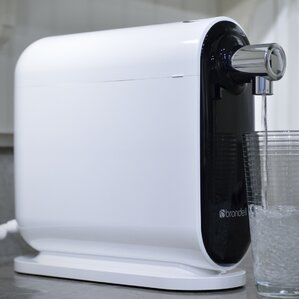 H2O  Cypress Countertop Water Filtration System by Brondell