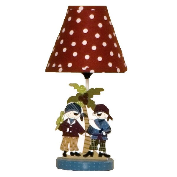 Pirates Cove 15 Table Lamp by Cotton Tale