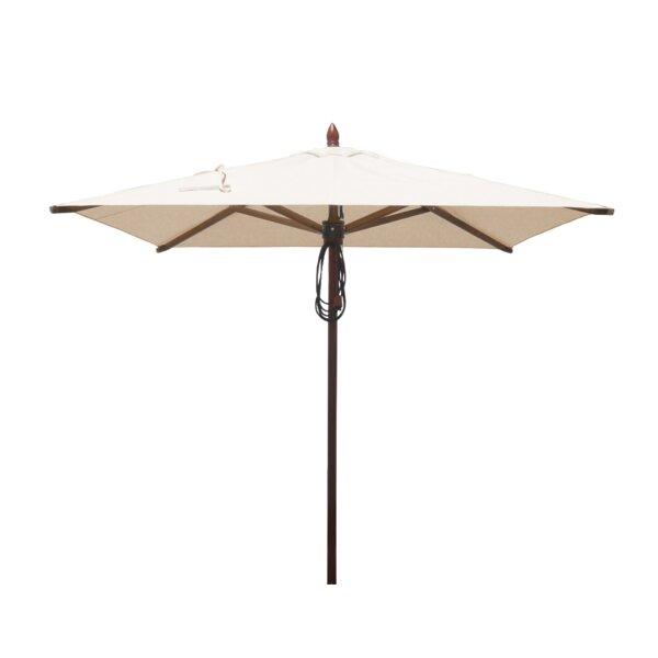 Davila 6.5' Square Market Umbrella By Darby Home Co