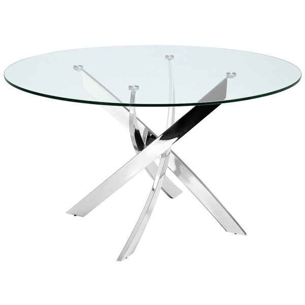Galaxy Dining Table by Casabianca Furniture