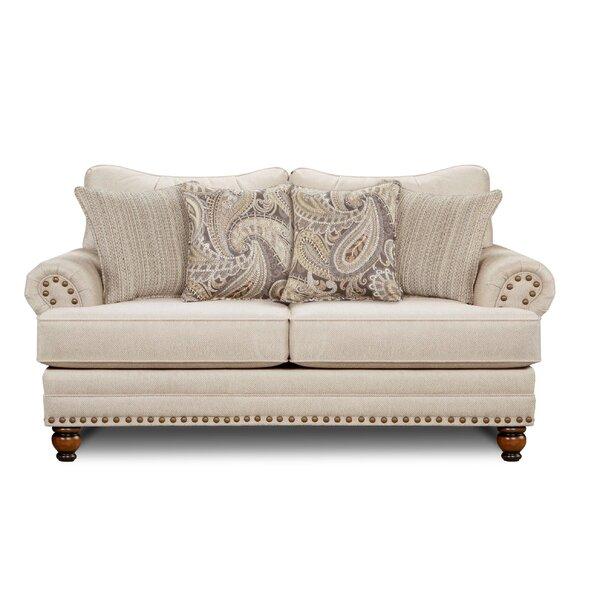 Carys Doe Loveseat by Southern Home Furnishings