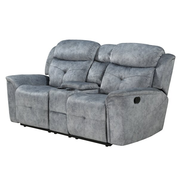 Review Mucella Reclining Loveseat
