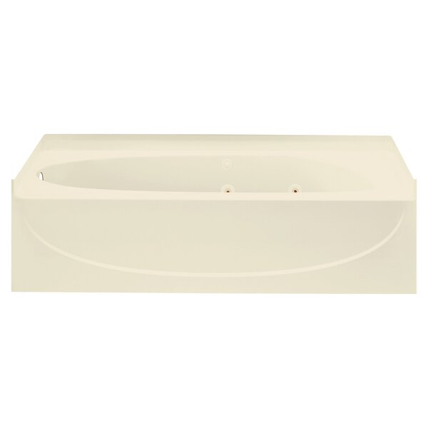 Acclaim 60 Whirlpool Tub with Left Hand Drain by Sterling by Kohler
