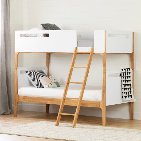 Bebble Twin Bunk Bed By South Shore by South Shore No Copoun