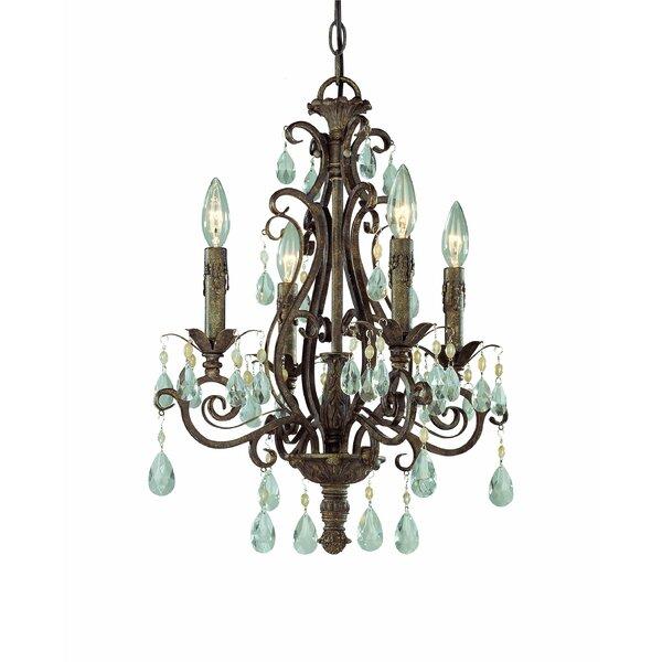 Lilliane 4-Light Candle Style Empire Chandelier by Astoria Grand Astoria Grand
