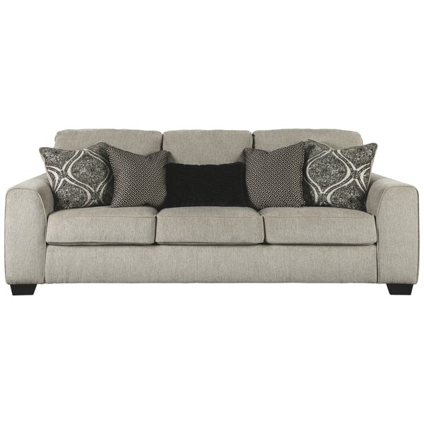Lockhart Sofa Bed by Alcott Hill