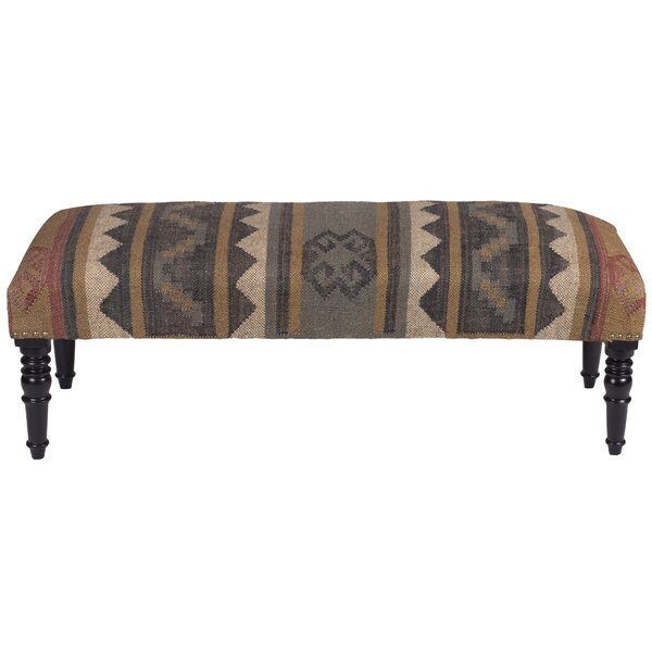 Griffie Upholstered Bench By Millwood Pines
