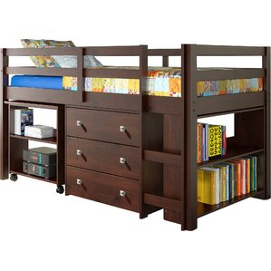 Twin Bed Frames With Storage twin kids beds you'll love | wayfair