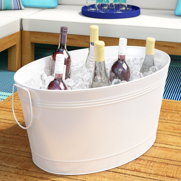Palmetto Metal Beverage Tub by Mint Pantry