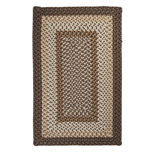 Tiburon Dockside Braided Indoor/Outdoor Area Rug by Colonial Mills