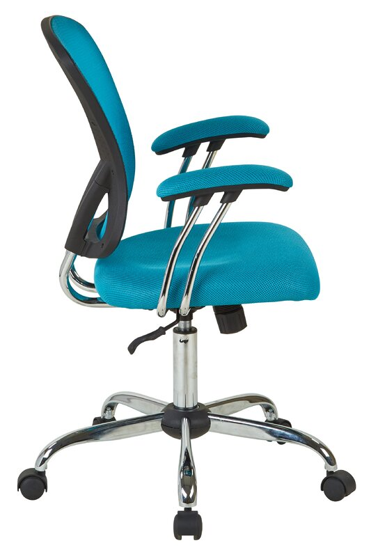 Wrought Studio Alves Mid Back Mesh Desk Chair Amp Reviews