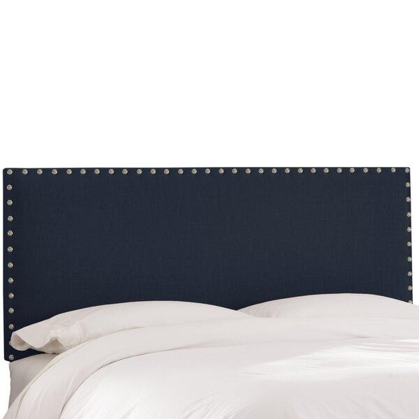 Upholstered Panel Headboard by Mercer41