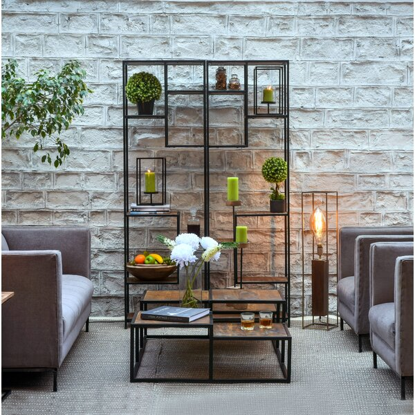 Orrville Geometric Bookcase By Williston Forge