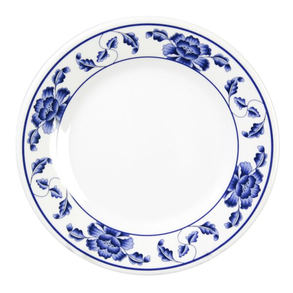 Helsingor 4.5 Bread and Butter Plate (Set of 12) by Bloomsbury Market