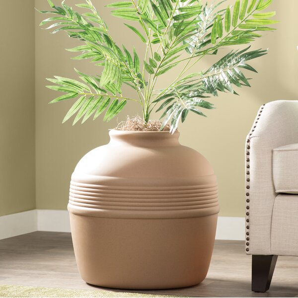 Elijah Covered Hidden Cat Litter Box with Decorative Planter by Archie & Oscar