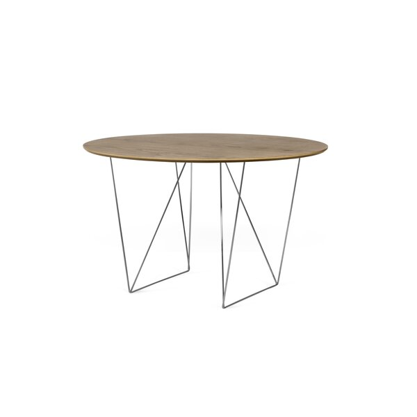 Loganne Circular 29H x 47W x 47L Conference Table by Ivy Bronx