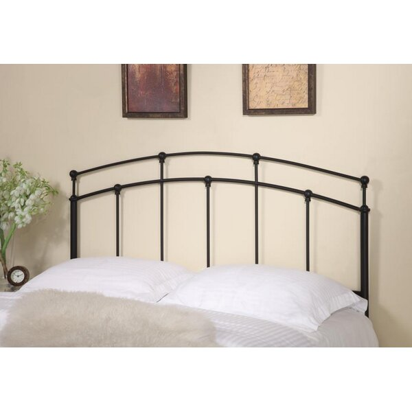 Bingham Queen Slat Headboard by August Grove