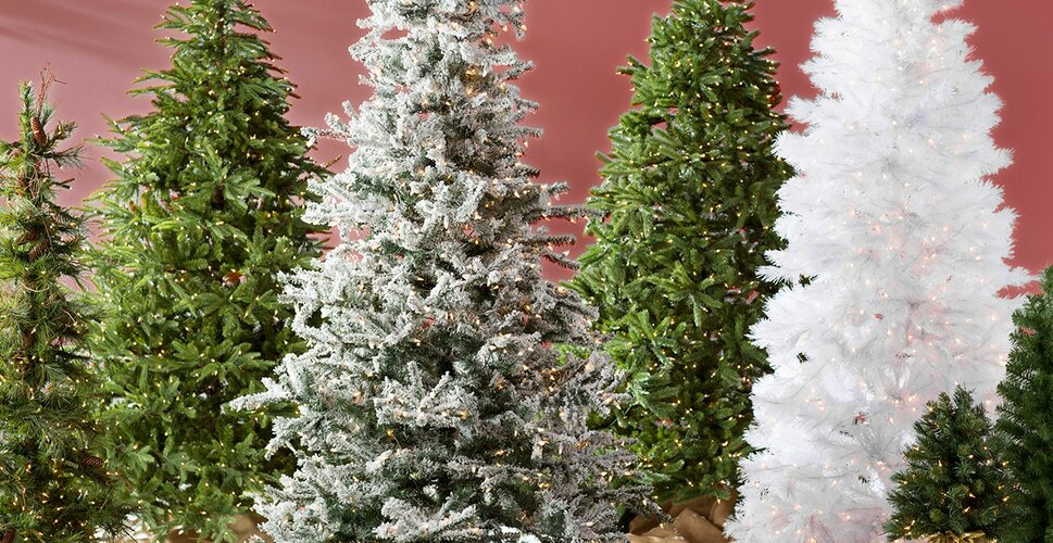 Fuss Free Christmas Trees