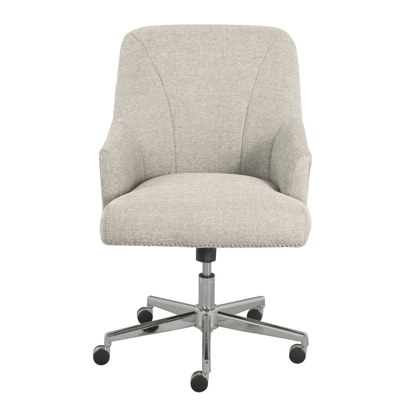Merveilleux Serta Leighton Mid Back Desk Chair