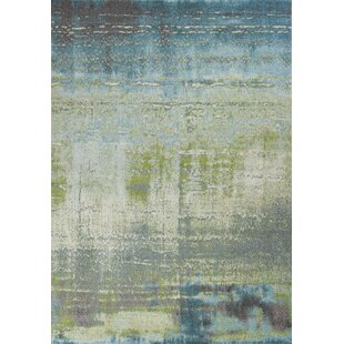 Dunmore Blue Green Area Rug