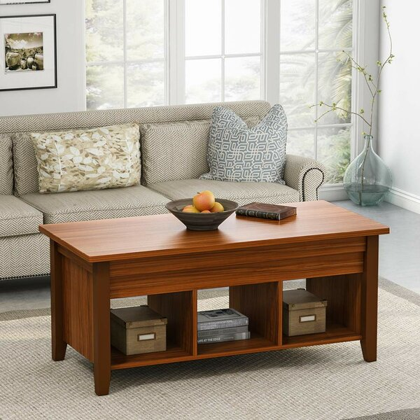 Online Reviews Cinderford Lift Top Coffee Table by Winston Porter
