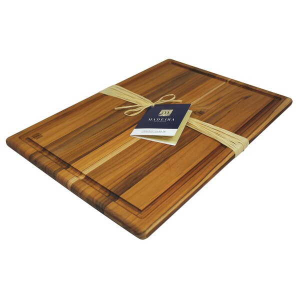 Madeira Carving Board by Madeira
