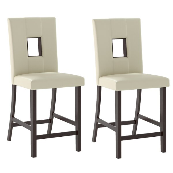 Burgess Dinings Chair (Set of 2) by Red Barrel Studio