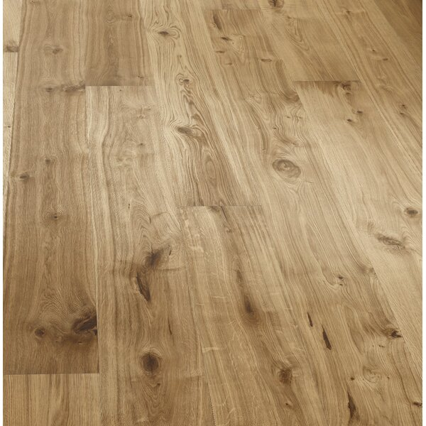 Smaland 7-3/8 Engineered Oak Hardwood Flooring in Vedbo by Kahrs