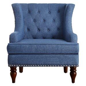 Nice Jewel Wingback Chair