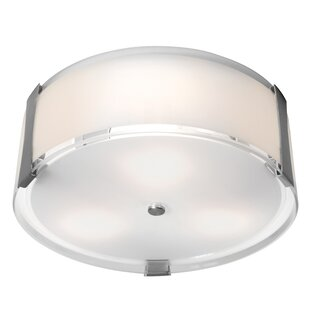 Look for Pastrana 1-Light Outdoor Flush Mount By Latitude Run