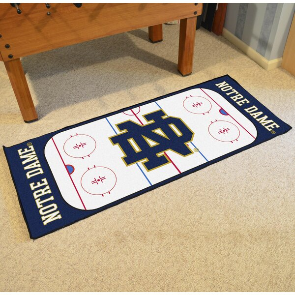 Notre Dame Doormat by FANMATS