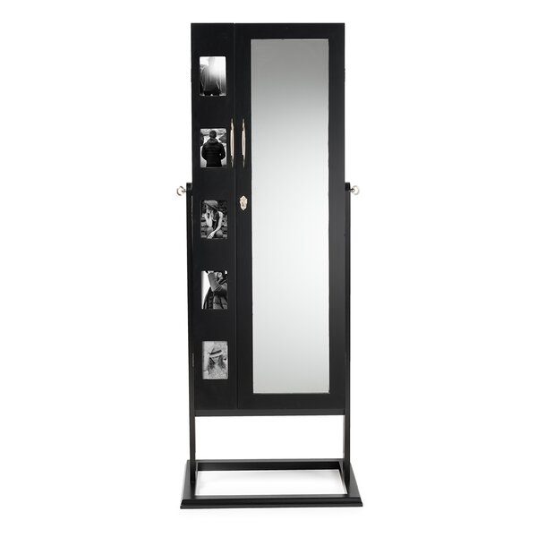 Roberta Double Door Storage Jewelry Armoire by Latitude Run