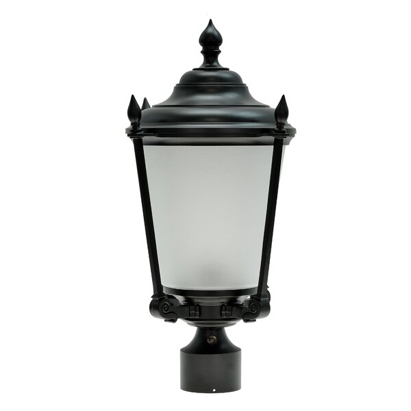 Outdoor 1-Light Lantern Head by Aspen Creative Corporation