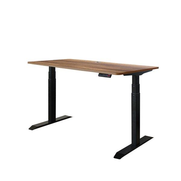 Harmony Ergonomic Height Adjustable Standing Desk by Symple Stuff