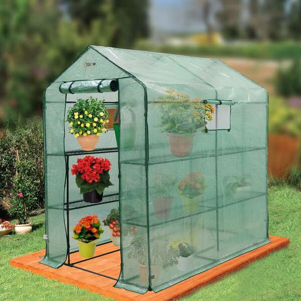 4 Ft. W x 6 Ft. D Greenhouse by OGrow