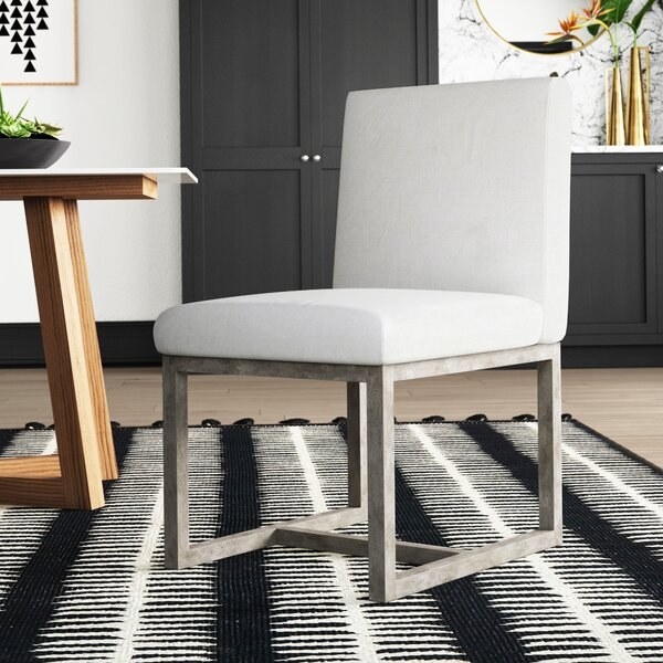 Maskell Upholstered Side Chair (Set of 2) by Mercury Row