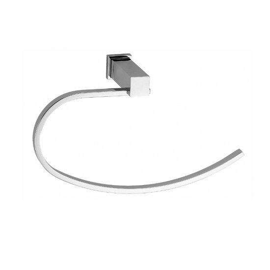 Wall Mounted Square Towel Ring by Dawn USA