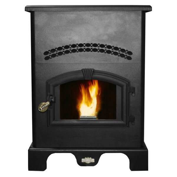 King Direct Vent Pellet Stove by United States Stove Company