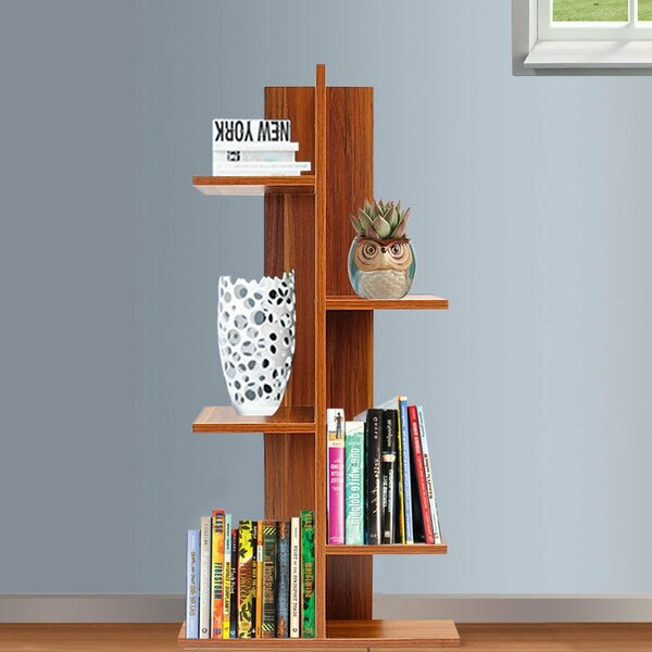 Cuddy 40 Bookcase by Ebern Designs