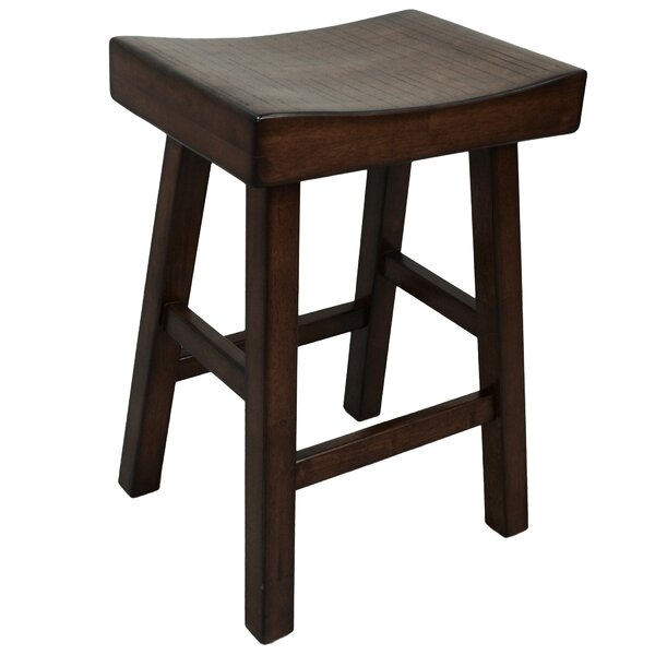 Christensen 25 Bar Stool by Andover Mills